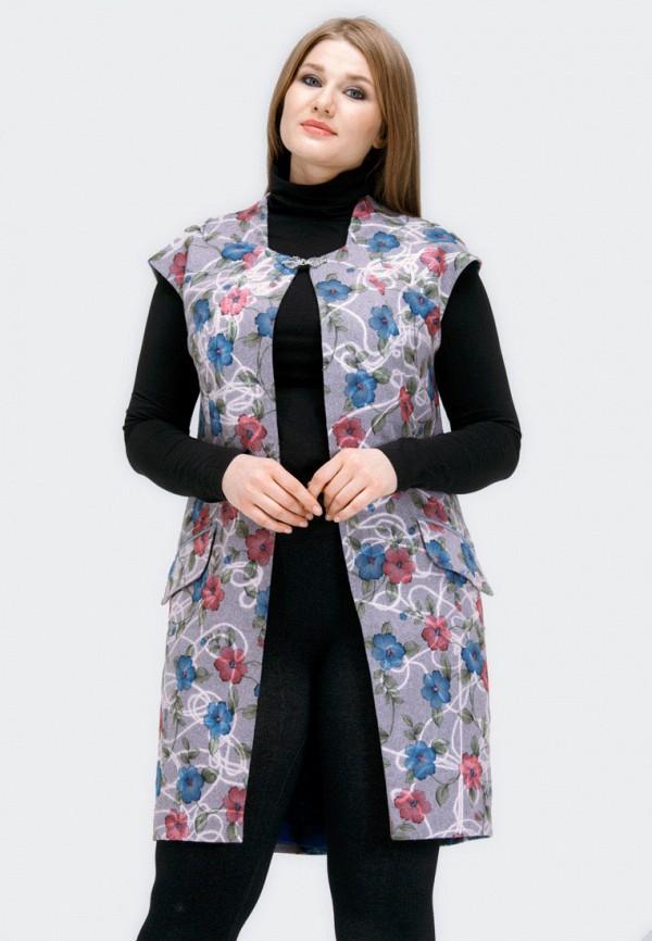 Купить Жилет Razmerika, mp002xw19b11, серый, Осень-зима 2018/2019