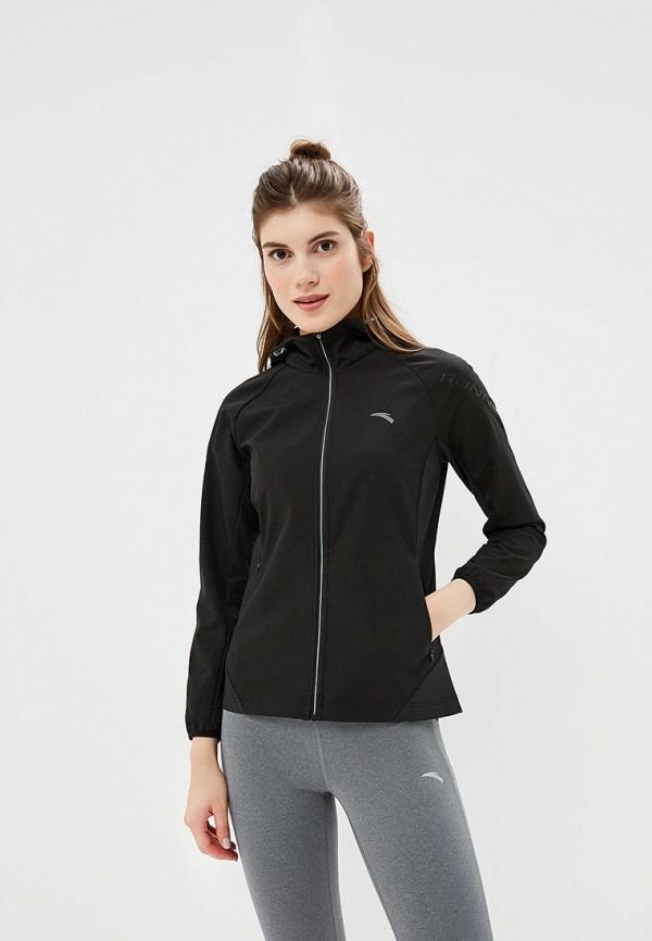 Куртка Anta Anta MP002XW19BER куртка anta 85849918 2 xl черный 52 размер