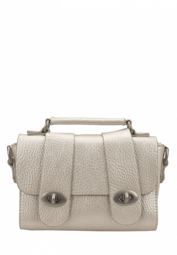 женская сумка dda, золотая