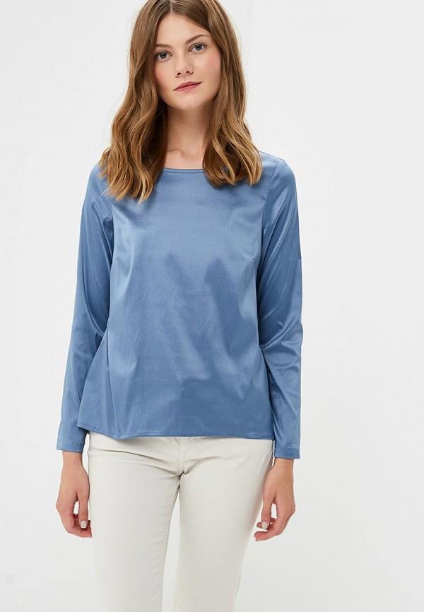 женская блузка sahera rahmani, синяя