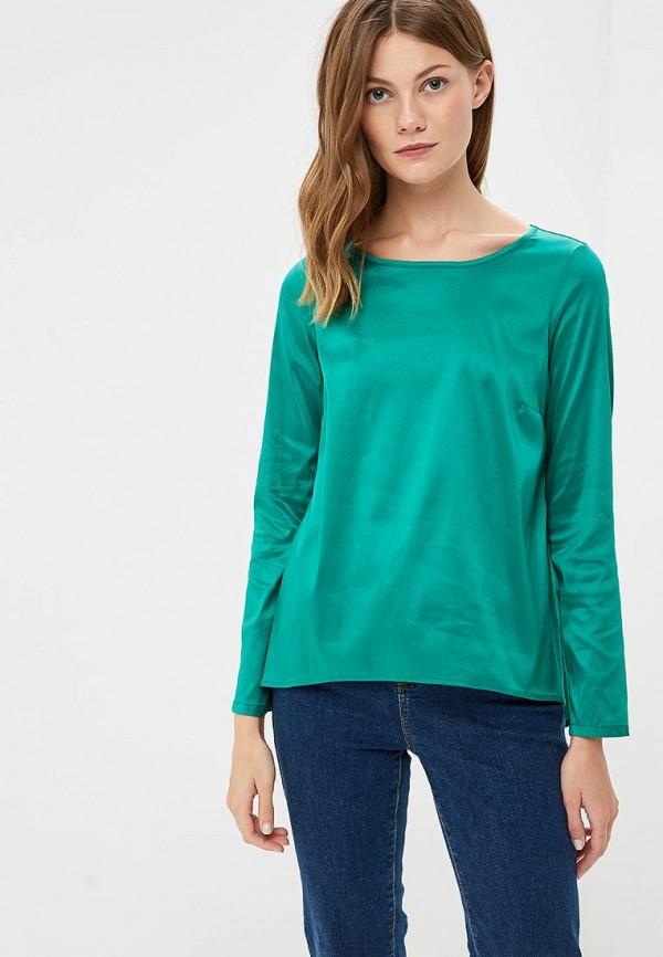женская блузка sahera rahmani, зеленая