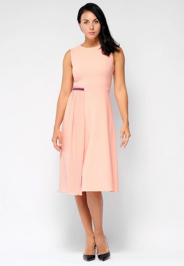 Платье Bellart цвет коралловый  Фото 2