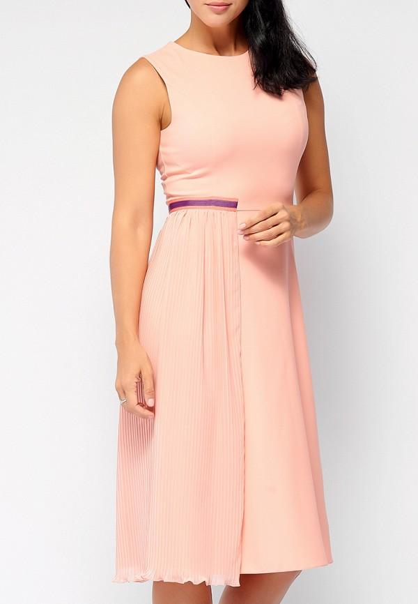 Платье Bellart цвет коралловый  Фото 4