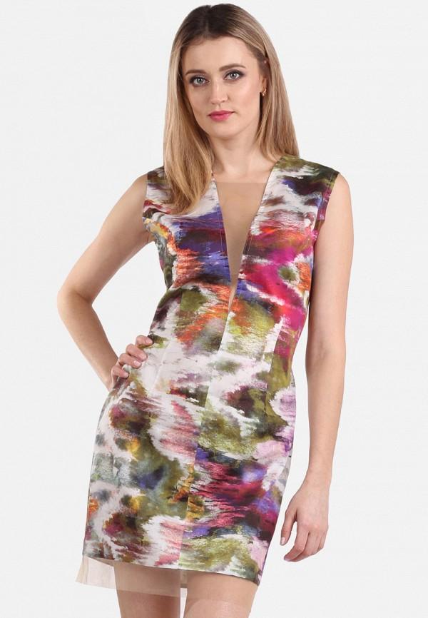 женское платье panove, разноцветное