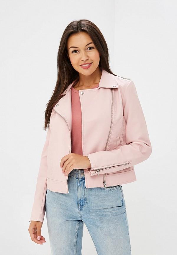 Купить Куртка кожаная Твое, MP002XW19C67, розовый, Осень-зима 2018/2019