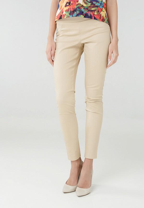 женские зауженные брюки ora, бежевые