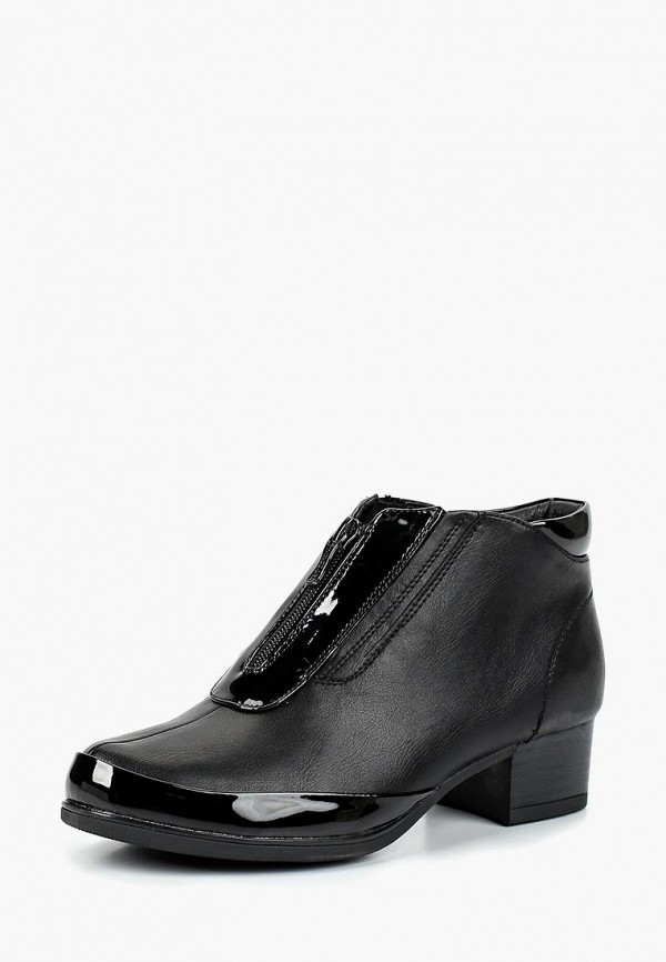 Купить Ботинки T.Taccardi, MP002XW19CCS, черный, Осень-зима 2018/2019