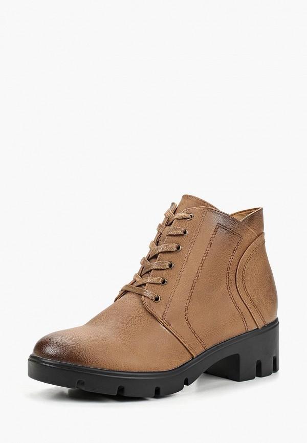 Купить Ботинки T.Taccardi, mp002xw19cd6, коричневый, Осень-зима 2018/2019