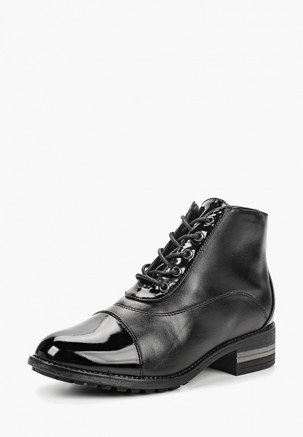 Купить Ботинки T.Taccardi, MP002XW19CDG, черный, Осень-зима 2018/2019
