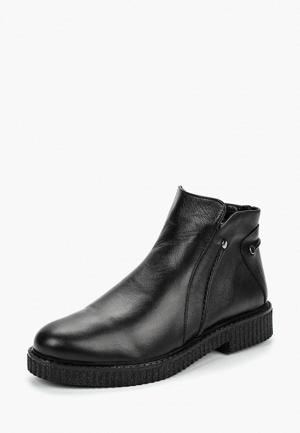 Купить Ботинки Alessio Nesca, MP002XW19CDR, черный, Осень-зима 2018/2019