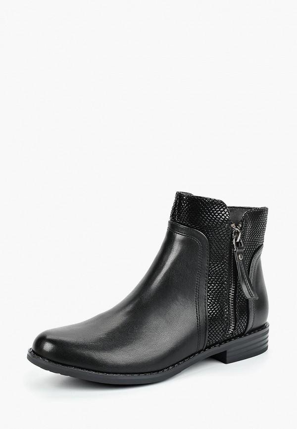 Купить Ботинки T.Taccardi, MP002XW19CE4, черный, Осень-зима 2018/2019