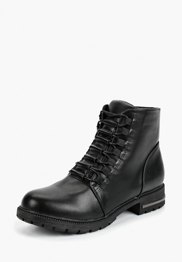 Купить Ботинки T.Taccardi, mp002xw19cf6, черный, Осень-зима 2018/2019