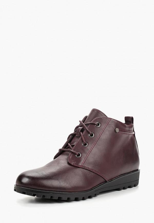 Купить Ботинки T.Taccardi, mp002xw19cf7, бордовый, Весна-лето 2019