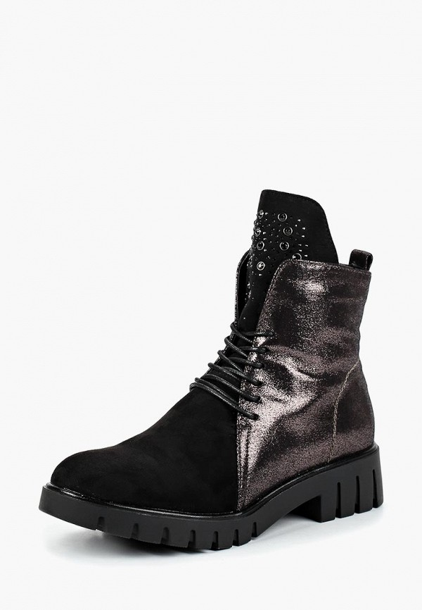 Купить Ботинки T.Taccardi, MP002XW19CHL, черный, Осень-зима 2018/2019