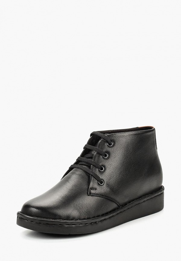 Купить Ботинки Alessio Nesca, MP002XW19CI1, черный, Осень-зима 2018/2019
