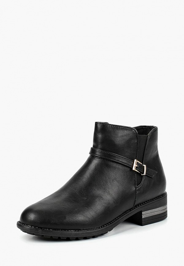 Купить Ботинки T.Taccardi, mp002xw19cjf, черный, Осень-зима 2018/2019