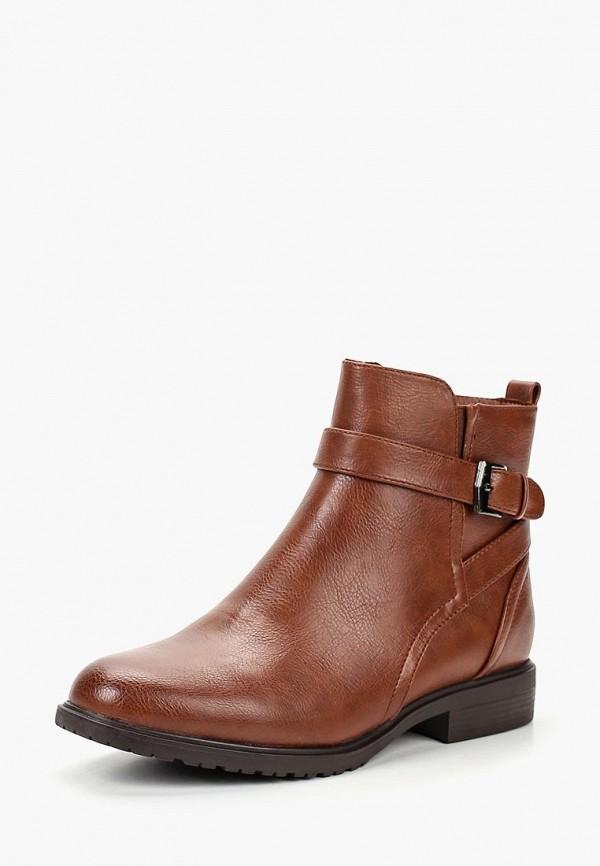 Купить Ботинки T.Taccardi, MP002XW19CJI, коричневый, Осень-зима 2018/2019