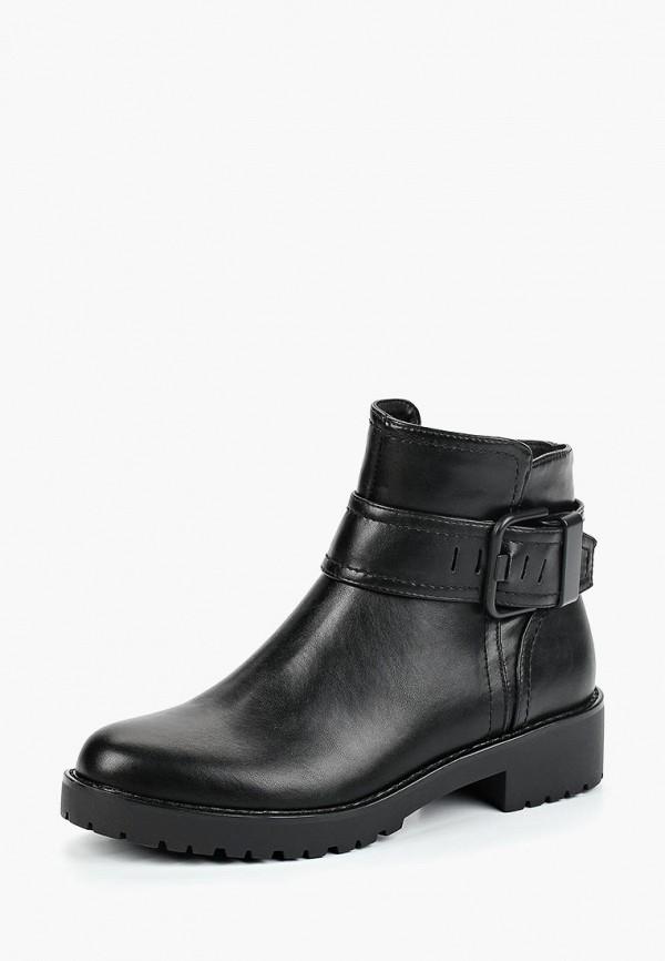 Купить Ботинки T.Taccardi, MP002XW19CLQ, черный, Осень-зима 2018/2019