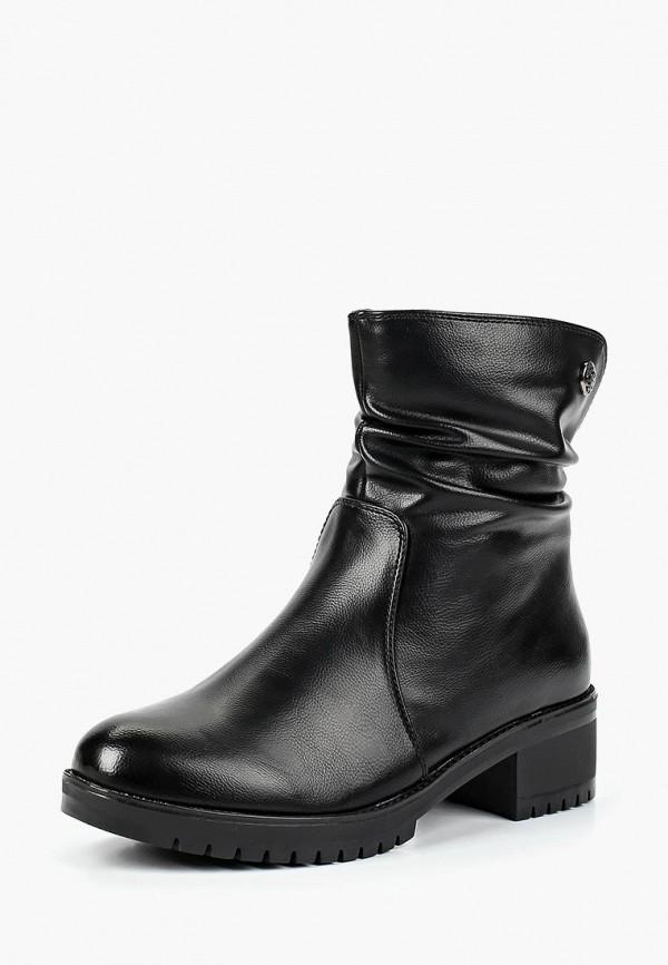 Купить Полусапоги T.Taccardi, mp002xw19cm6, черный, Осень-зима 2018/2019