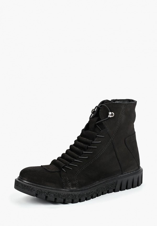 Купить Ботинки Alessio Nesca, MP002XW19CM7, черный, Осень-зима 2018/2019