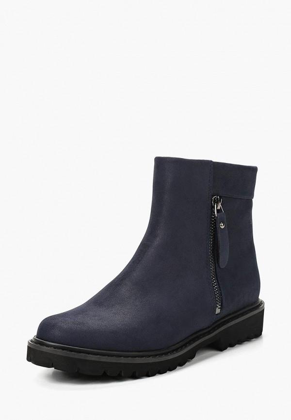 женские ботинки t.taccardi, синие