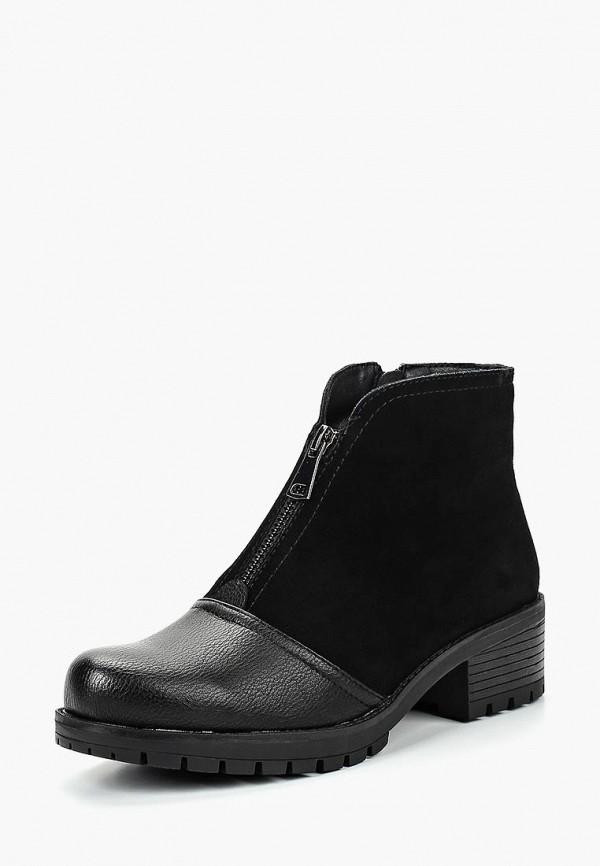 Купить Ботинки Alessio Nesca, MP002XW19CME, черный, Осень-зима 2018/2019