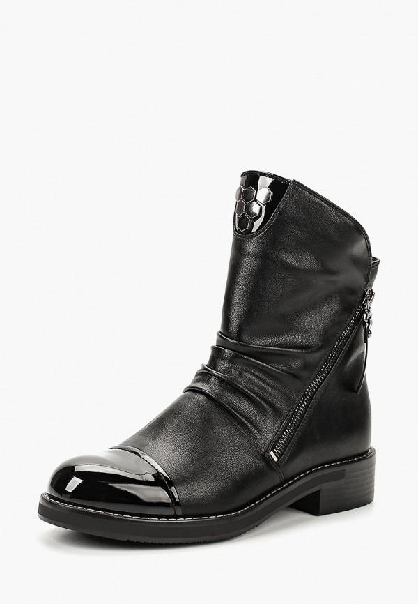 Купить Ботинки T.Taccardi, MP002XW19CN6, черный, Осень-зима 2018/2019