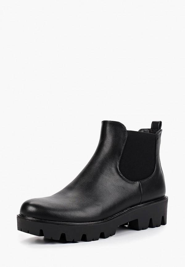 Купить Ботинки T.Taccardi, MP002XW19COW, черный, Осень-зима 2018/2019