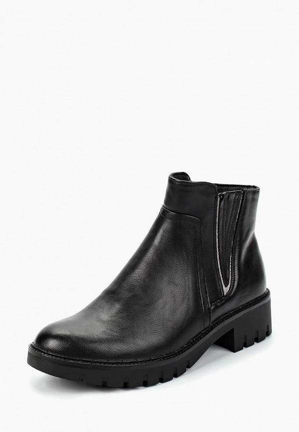 Купить Ботинки T.Taccardi, MP002XW19CPB, черный, Осень-зима 2018/2019
