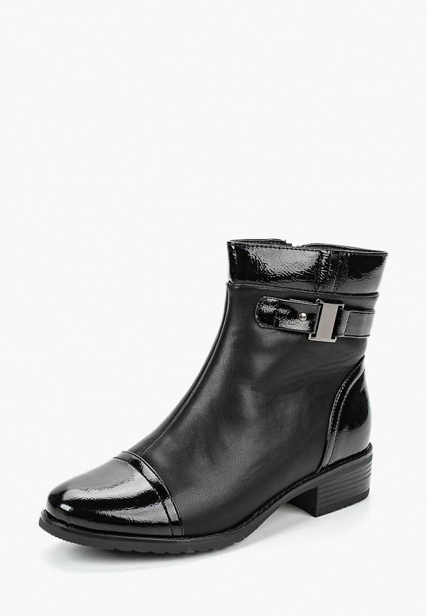 Купить Ботинки T.Taccardi, MP002XW19CPM, черный, Осень-зима 2018/2019