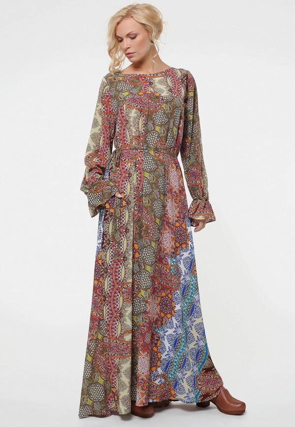 Купить Платье Kata Binska, LAMI, mp002xw19ct1, разноцветный, Осень-зима 2018/2019