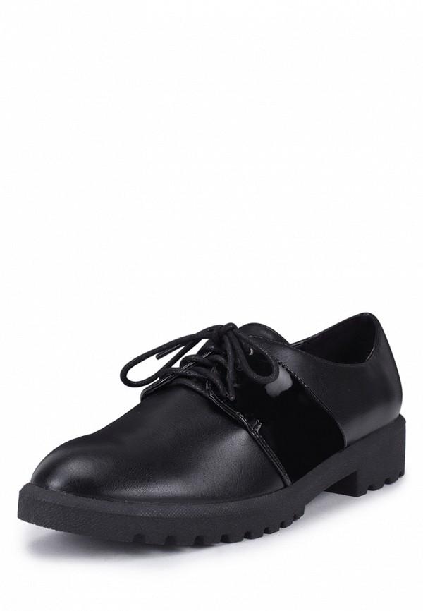 Ботинки T.Taccardi цвет черный
