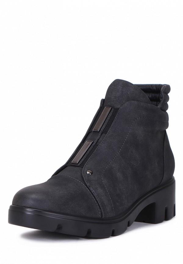 Купить Ботинки T.Taccardi, MP002XW19D1L, серый, Осень-зима 2018/2019