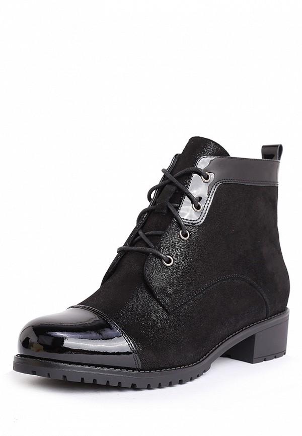 Купить Ботинки Alessio Nesca, MP002XW19D1X, черный, Осень-зима 2018/2019