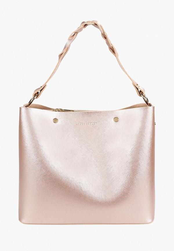 женская сумка laura ashley, розовая