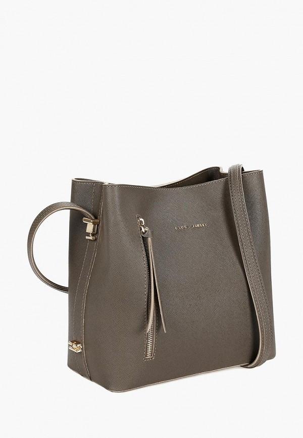 женская сумка laura ashley, хаки