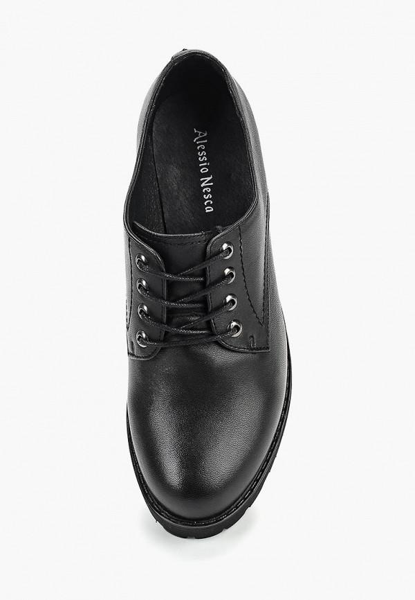 Ботинки Alessio Nesca цвет черный  Фото 4