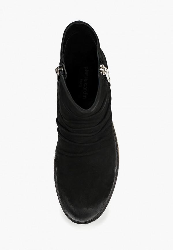 Ботинки Pierre Cardin цвет черный  Фото 4