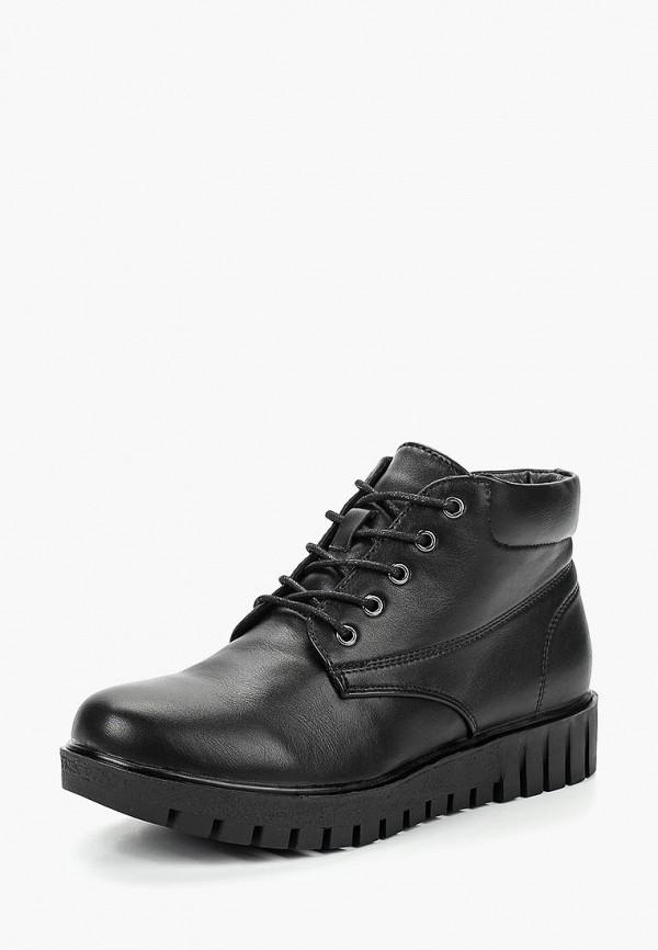 Купить Ботинки T.Taccardi, MP002XW19D4M, черный, Осень-зима 2018/2019