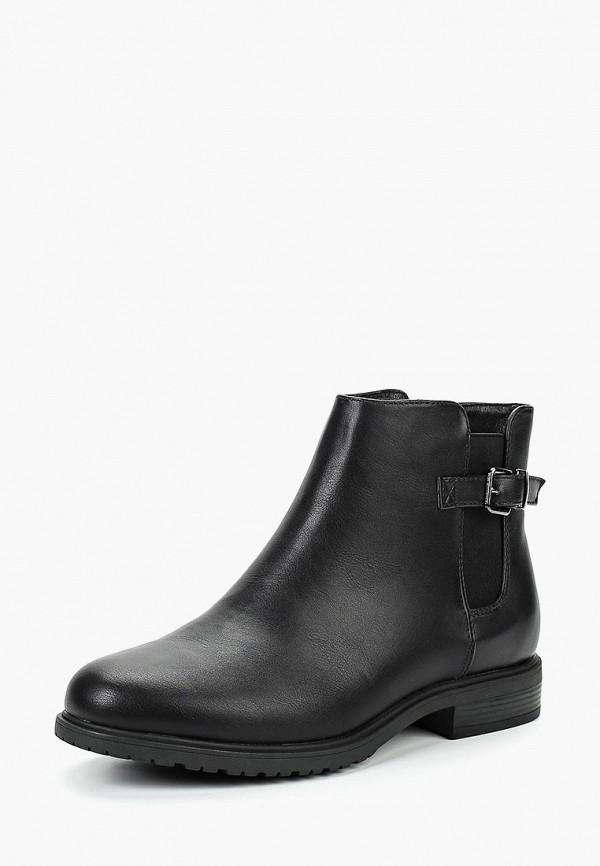 Купить Ботинки T.Taccardi, MP002XW19D52, черный, Осень-зима 2018/2019