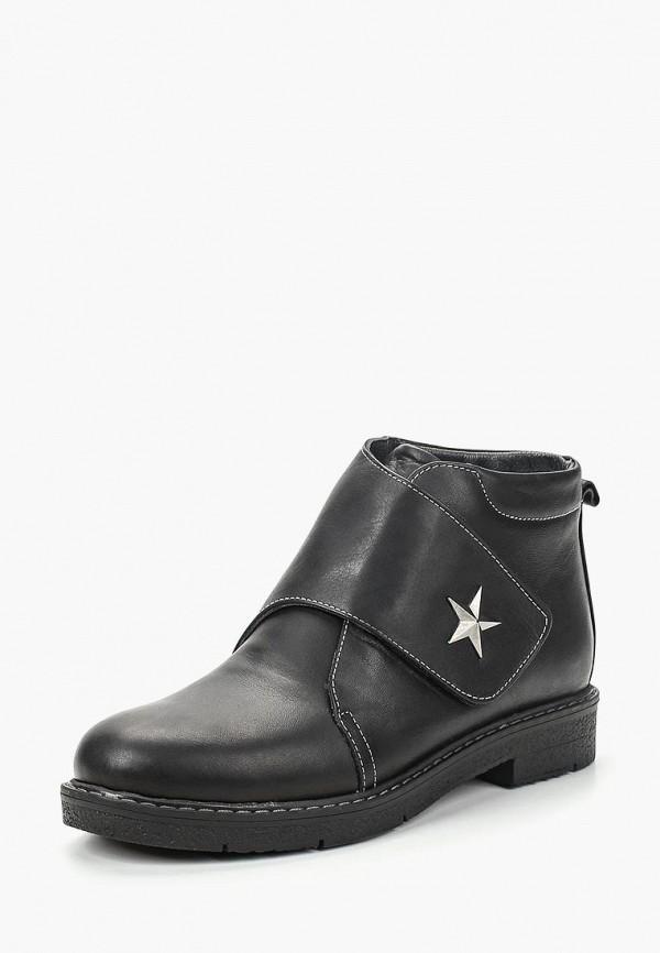 Купить Ботинки Alessio Nesca, MP002XW19D53, черный, Осень-зима 2018/2019
