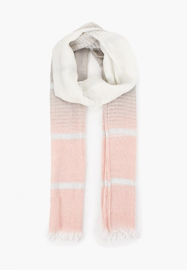 Купить Палантин Marco Bonne`, mp002xw19da9, розовый, Весна-лето 2018