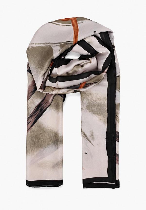 Купить Палантин Marco Bonne`, mp002xw19dae, серый, Весна-лето 2018