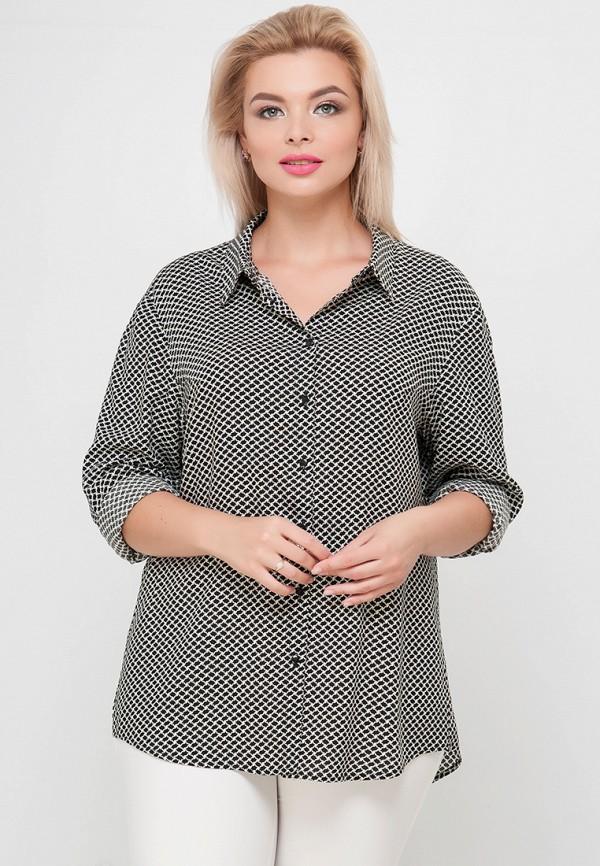 женская рубашка limonti, черная