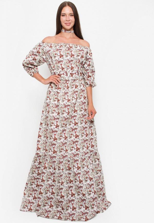 Платье Malaeva Malaeva MP002XW19DHY платье malaeva malaeva mp002xw0eozy