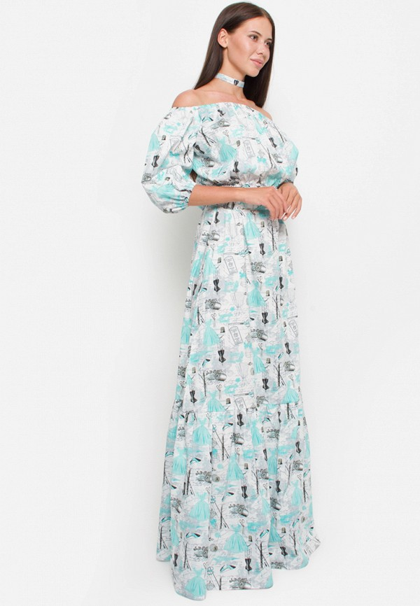 Платье Malaeva Malaeva MP002XW19DI2 платье malaeva malaeva mp002xw15i4g