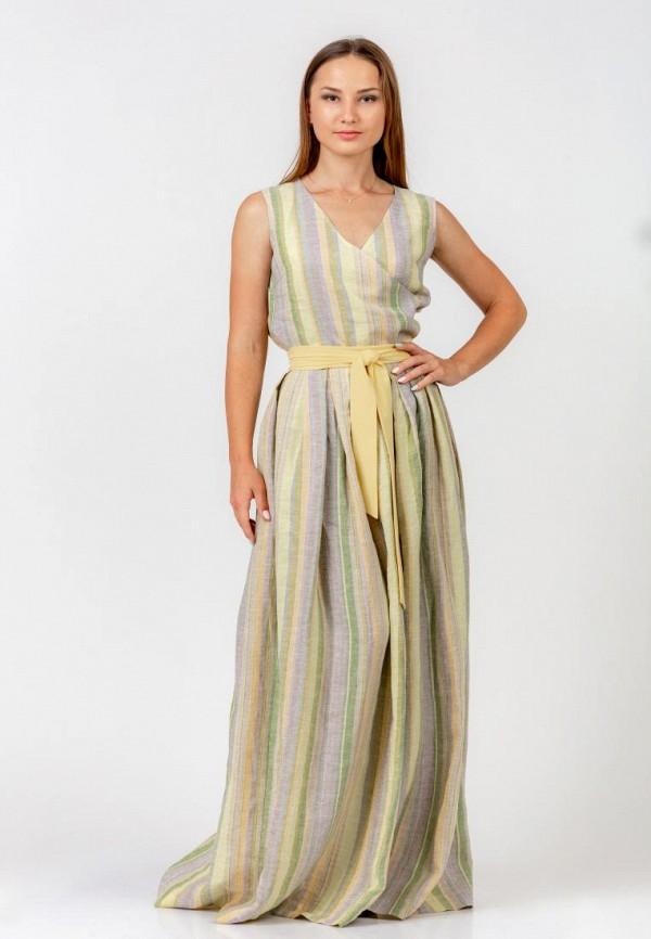женский костюм dressinjoy by lipashova & malko, разноцветный