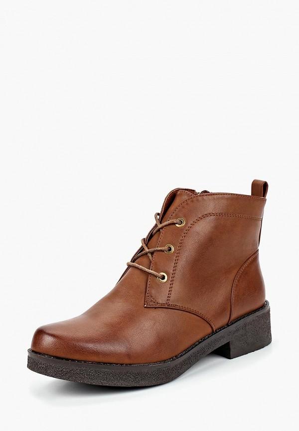 Купить Ботинки T.Taccardi, MP002XW19DL6, коричневый, Осень-зима 2018/2019