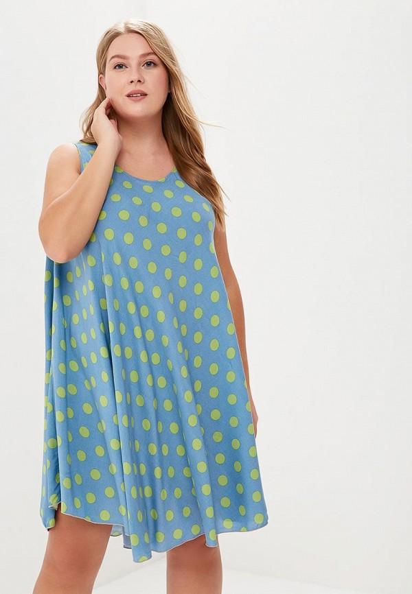 Купить Платье Magwear, MP002XW19E0Z, голубой, Весна-лето 2018