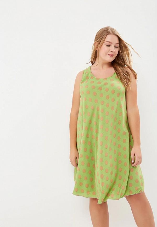 Купить Платье Magwear, MP002XW19E11, зеленый, Весна-лето 2018